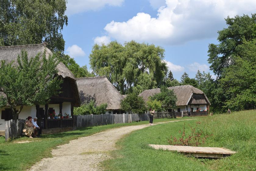 Gyönyörű magyar falucska, ahol megállt az idő: európai elismerést is kapott a gyűjteménye