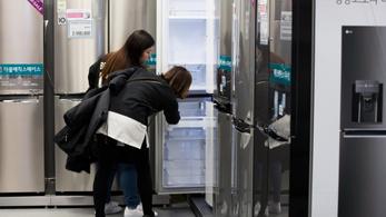 November elején megint lehet pályázni állami pénzre hűtőcseréhez