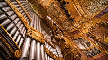 800 millióból újult meg a Zeneakadémia orgonája