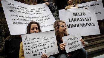 AVM: Nem a rendőrség dolga a hajléktalanság kezelése