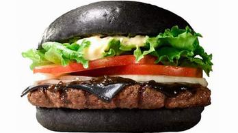 Nébih: veszélyesek lehetnek a fekete színű élelmiszerek