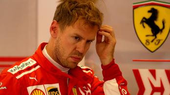 Vettel 3 rajthelyes büntetést kapott az Amerikai GP-re