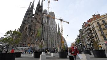Építési engedélyt kapott a barcelonai Szent Család-templom. 136 év után.