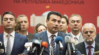 Ellenzéki képviselők megszegték a pártfegyelmet, átment Macedónia névváltoztatása