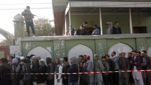 Robbanások rázták meg az afganisztáni fővárost