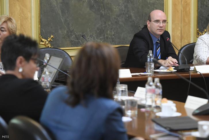 Maruzsa Zoltán köznevelésért felelős helyettes államtitkár