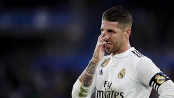 Doppinggyanúba keveredett Sergio Ramos, de csak mert az orvosa túl boldog volt