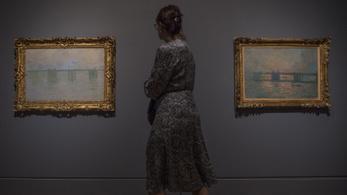 Ennél nagyszerűbb Monet-kiállítást kár a közelben keresni