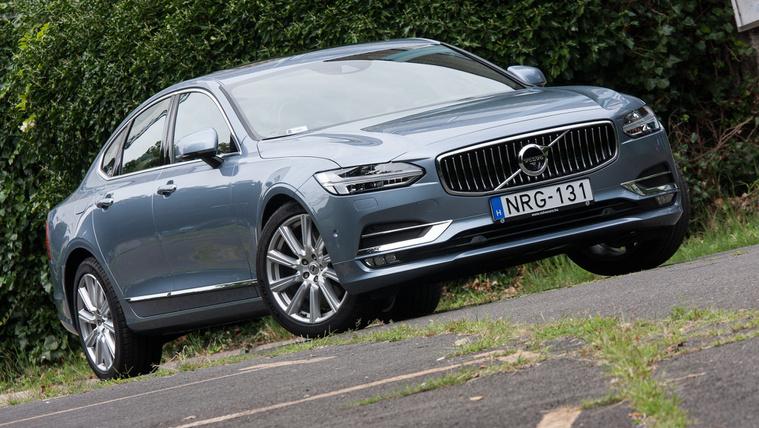 A Volvo tartja a színvonalat