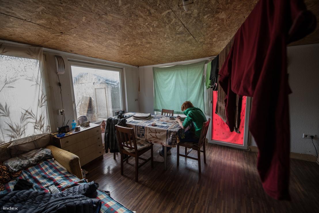 katáék háza belülről