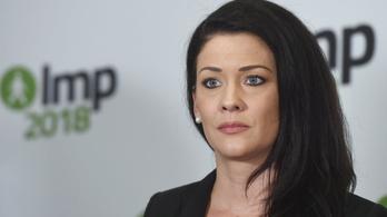 Demeter Mártát megválasztották az LMP társelnökének