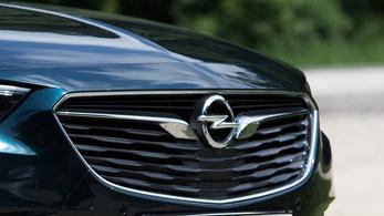 Visszahívnak 96 ezer Opelt károsanyag-kibocsátási manipuláció miatt