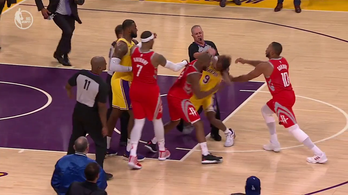 Bunyóba fulladt LeBron első hazai Lakers-meccse