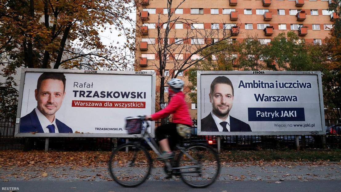 Lengyelország választ