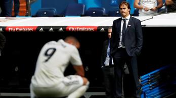 Atomjaira hullott a Real Madrid