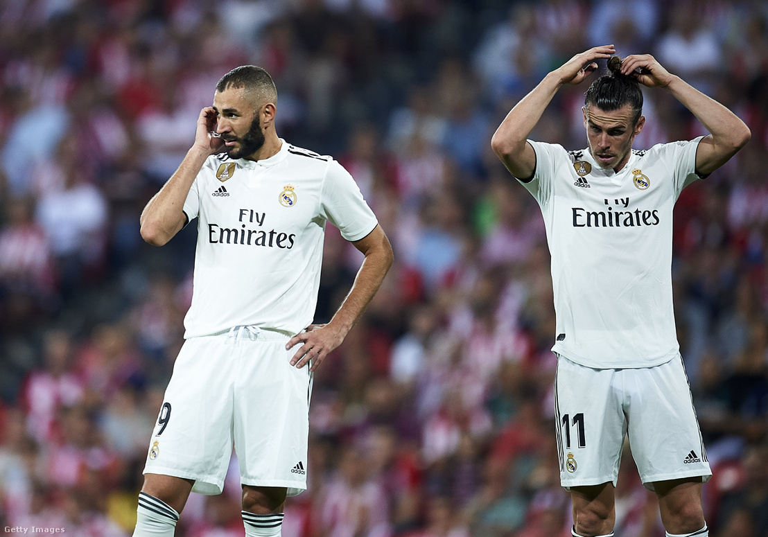 Sem Bale-nek, sem Benzemának nem megy egyelőre a szezonban