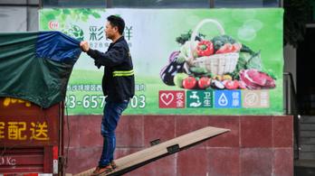 Meglepően alacsony a legfrissebb kínai GDP-adat