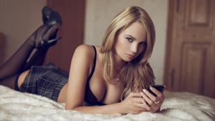 Mit szólnál egy olyan nőhöz, aki már az első este ágyba bújik veled?