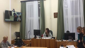 Elnapolták a Móricz Zsigmond körtérről előállított hajléktalan tárgyalását