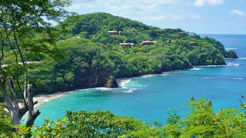 Meghalt négy amerikai turista egy vízi balesetben Costa Ricán