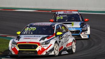 TCR Eu: Micheliszék 2. és 4. hellyel zárták a szezont, két pontra a dobogótól