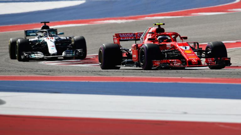Räikkönen nyerte az Amerikai GP-t