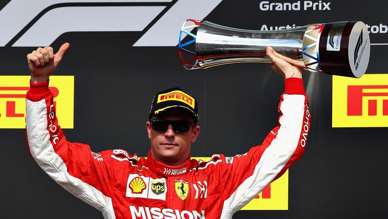 Räikkönen megkapta, amit rég megérdemelt