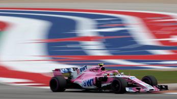 Kizárták a 8. és a 9. helyezettet az Amerikai GP-ről