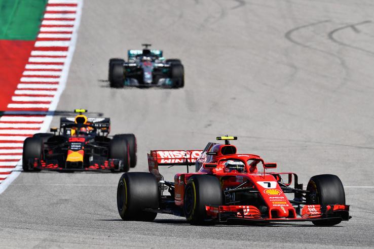Räikkonen, Verstappen és Hamilton