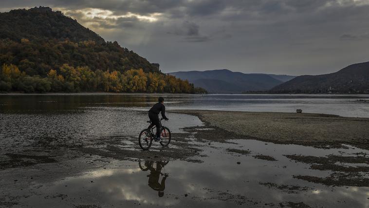 Az ősz, amikor majdnem kiszáradt a Duna