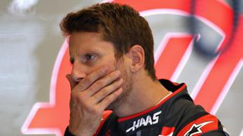 Grosjean megint hajszálnyira az eltiltástól