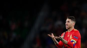 Keménykedtek Ramosszal az edzésen, a Real kapitánya maga vett elégtételt