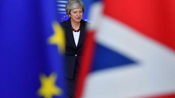 Theresa May: A brexit-tervezet 95 százalékban kész