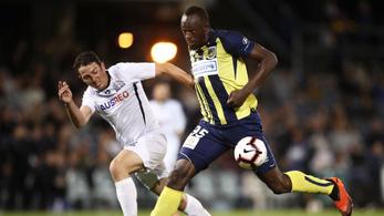 Usain Bolt túl sok pénzt kér, nem szerződtették futballistának