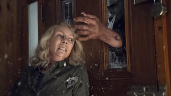 Minden idők második legjobb horrorjaként nyitott a Halloween