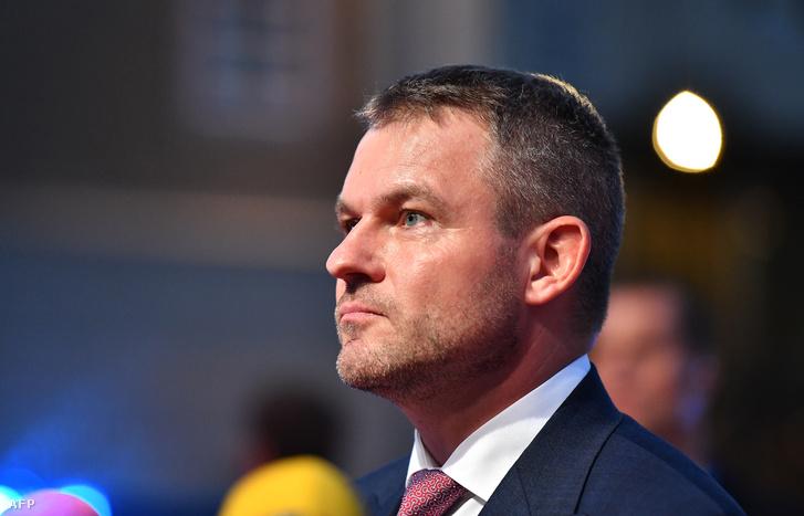 Peter Pellegrini, szlovák kormányfő
