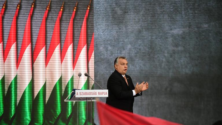 Orbán az új pesti srác