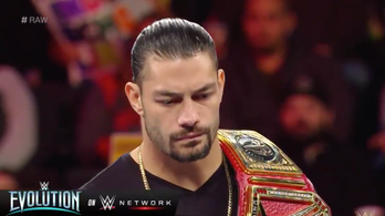A ringben közölte a pankrátor-világbajnok, hogy leukémiás
