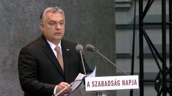 Itt visszanézheti Orbán Viktor vágatlan ünnepi beszédét