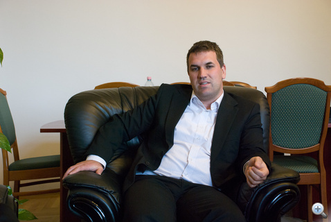 Kohut Balázs helyettes államtitkár