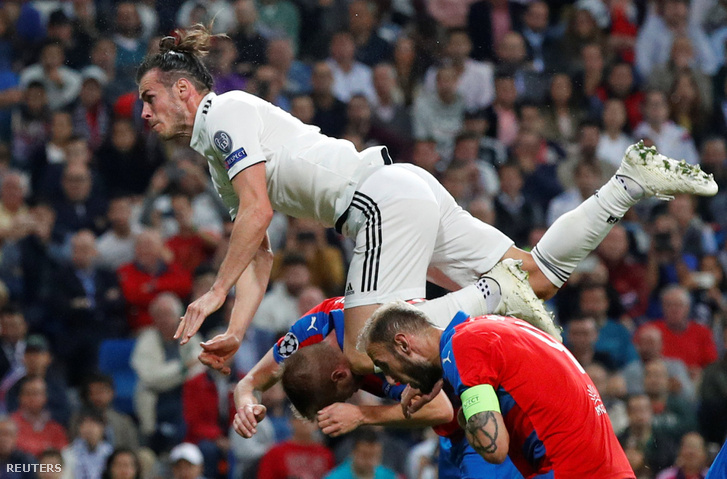Real Madrid–Viktoria Plzen
