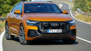 Teszt: Audi Q8 50 TDI – 2018.