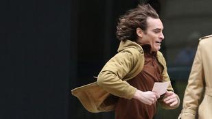 Joaquin Phoenix hatalmasat esett a Joker-film forgatásán