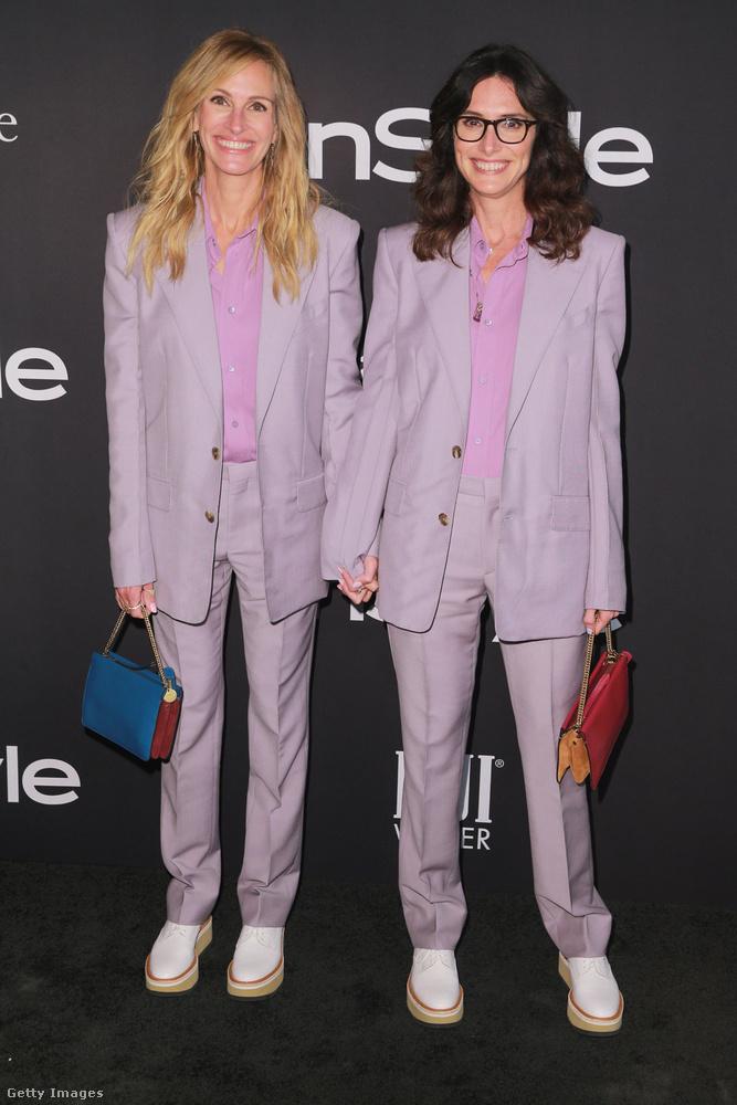 Hétfő este volt Los Angelesben az InStyle magazin gálája csomó híres résztvevővel