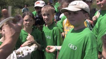 Biodiverzitás: harapós szöcske, gonosz muflon