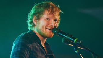 Csütörtöktől lehet jegyet venni Ed Sheeran koncertjére