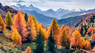 Lélegzetelállító őszi tájak a világ körül: Galéria!