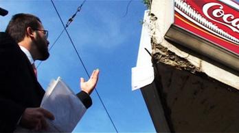 Ökobeton és svéd illatpatron a Moszkván