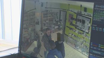 Kabaréba illő trükkel hiúsítottak meg egy belga fegyveres rablást