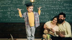Ezeken múlik, hogy mennyire lesz intelligens a gyereked